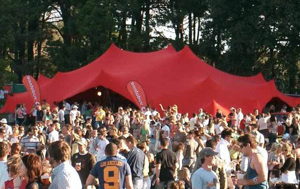 3. STRETCH TENTS & MARQUEES