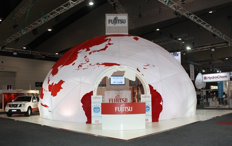 Trade Exhibition Stand Design : Exhibition stand and trade show booth design stretch event tents usa
