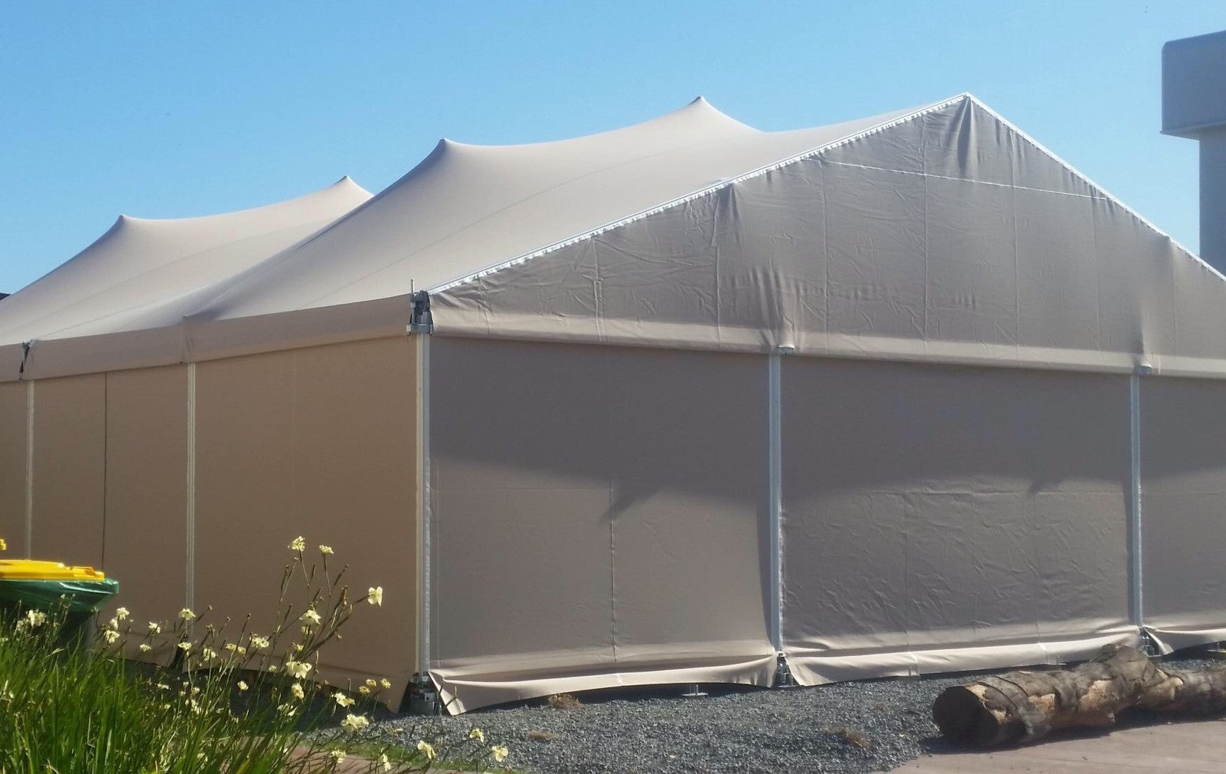 Clearspan Stretch Pavilions - Stretch Event Tents USA ... & MEGA Cube - Stretch Tent Truss Stage | Stretch Event Tents USA
