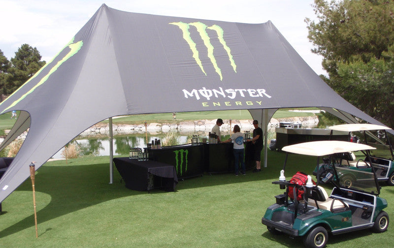 ... Star Marquee - Twin Pole - Stretch Event Tents USA & Star Marquee - Twin Pole | Stretch Event Tents USA