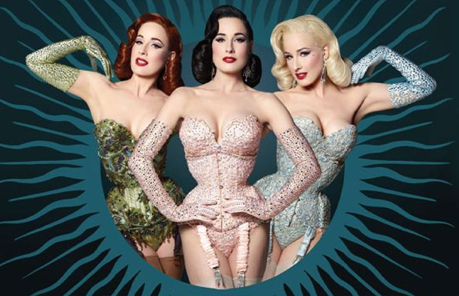 3 Reasons why you should go see a Dita Von Teese Show at least once in your life | 3 raisons d'aller voir un spectacle de Dita Von Teese au moins une fois dans sa vie