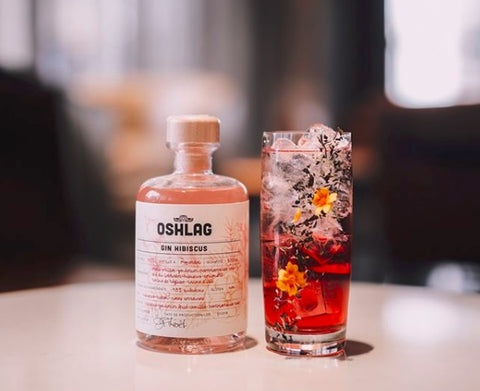 Hibiscus Gin by Oshlag