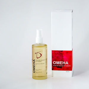 Luxury Massage Oil - Omeha Fragrance - Parabens Free