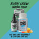 Combo Pack - Bully Crew 500 mg CBD Oil & 750 mg Gummies