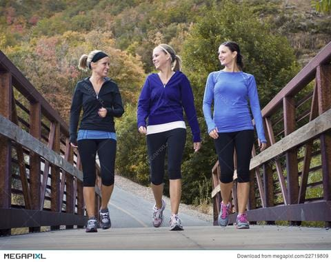How to get outside & active more!