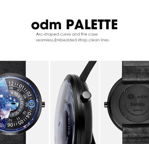 """HOT"" odm Men Women DD171 PALETTE Series Wristwatch"