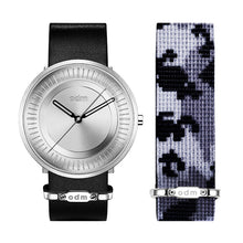 "Load image into Gallery viewer, ""NEW"" odm Men Women DD170 SOLAR Series Wristwatch(2pcs straps)"