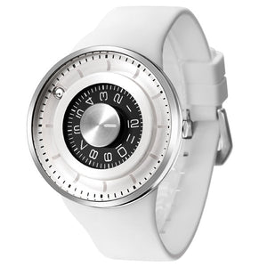 """New"" odm DD159 JUPITER white fashion watch"