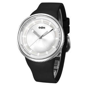 """New"" odm DD160-01 AE-1 black fashion watch"