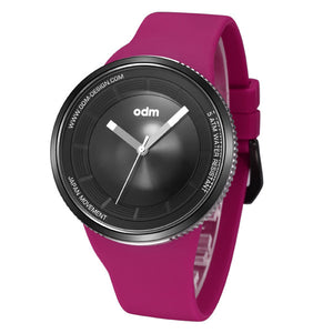 """New"" odm DD160-05 AE-1 pink fashion watch"