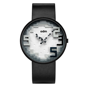 """HOT"" odm Men Women DD166-01 Pixel Series Wristwatch"