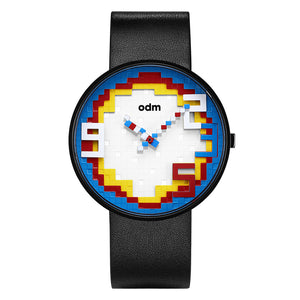 """HOT"" odm Men Women DD166-03 Pixel Series Wristwatch"