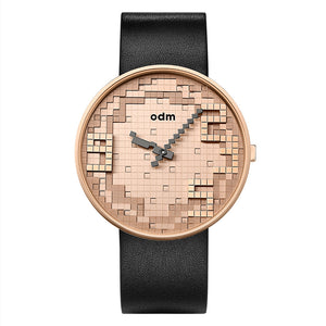 """HOT"" odm Men Women DD166-05 Pixel Series Wristwatch"