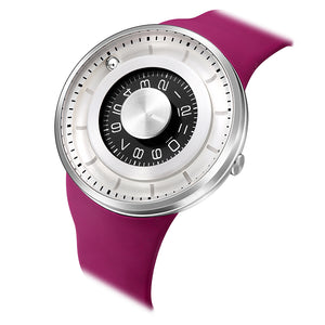 """New"" odm DD159-05 JUPITER pink fashion watch"