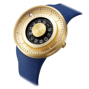 """New"" odm DD159-03 JUPITER blue fashion watch"