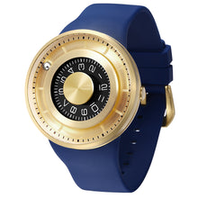"Load image into Gallery viewer, ""New"" odm DD159-03 JUPITER blue fashion watch"