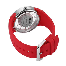 "Load image into Gallery viewer, ""New"" o.d.m. DD183-03 Women Swarovski Crystal Dial Wristwatch"