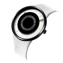 "Load image into Gallery viewer, ""New"" odm DD162-02 BOUNCING white fashion watch"