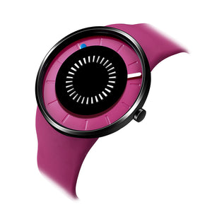 """New"" odm DD162-03 BOUNCING pink fashion watch"