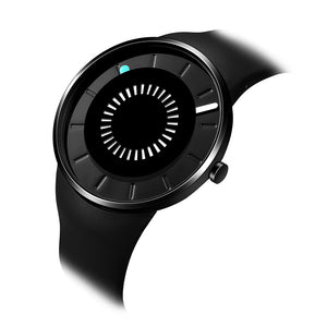"""New"" odm DD162-01 BOUNCING black fashion watch"