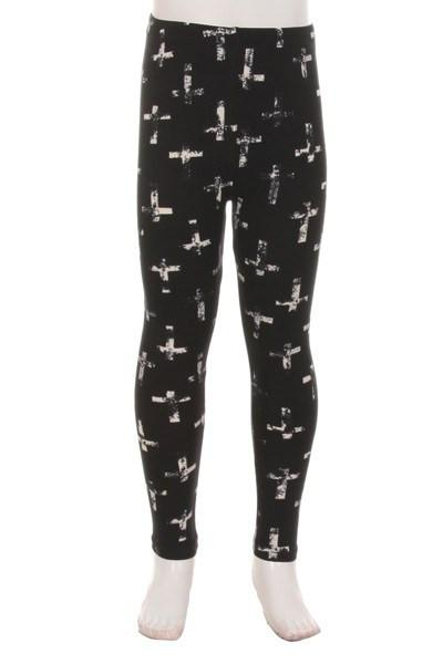 Little Miss Leggings - LM008* - Leg Smart