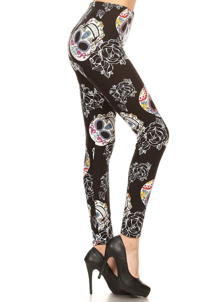 *One Size Legging - R632