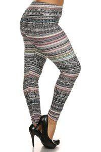 Large/Curvy Legging - p001 - Leg Smart