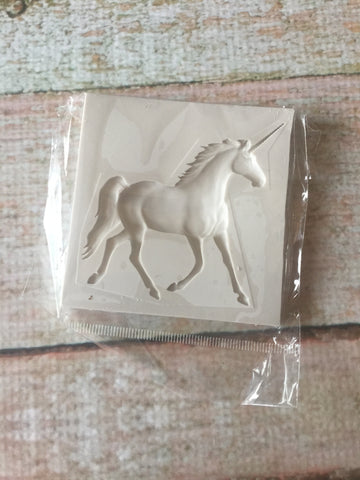 Unicorn Ready Silicone Mold $5