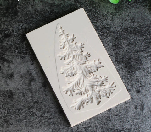 Tree Ready Silicone Mold $5
