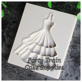 Dress 2 Ready Silicone Mold $5