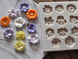 Flower Variety Ready Made Silicone Mold