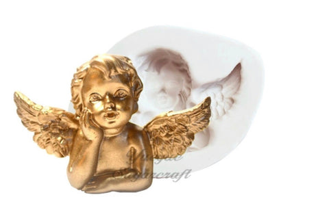 Cherubs 5 Ready Silicone Mold