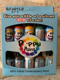 10 piece Poppy Paints Starter Set