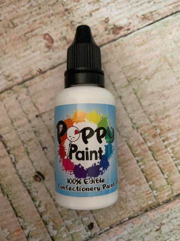 White Poppy Paints