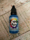 Blue Poppy Paints