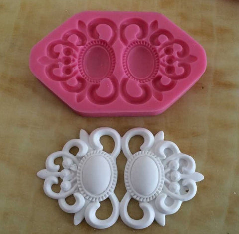 Embellishments #11 Ready Silicone Mold $5