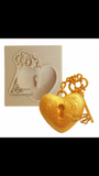 Key to my Heart Ready Silicone Mold $5