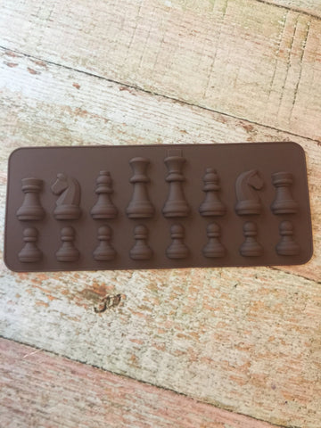 Chess Ready Silicone Mold