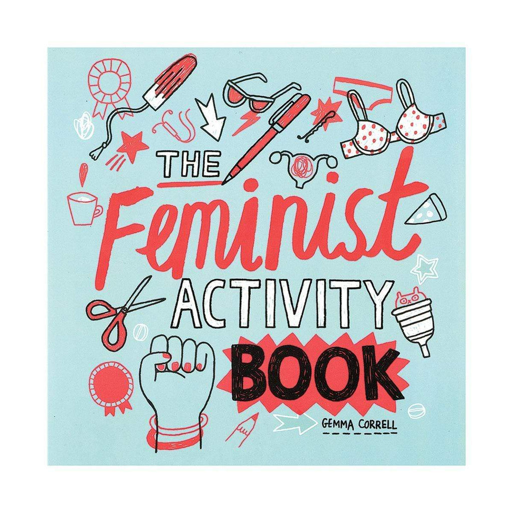 Seal Press-Feminist Activity Book-1