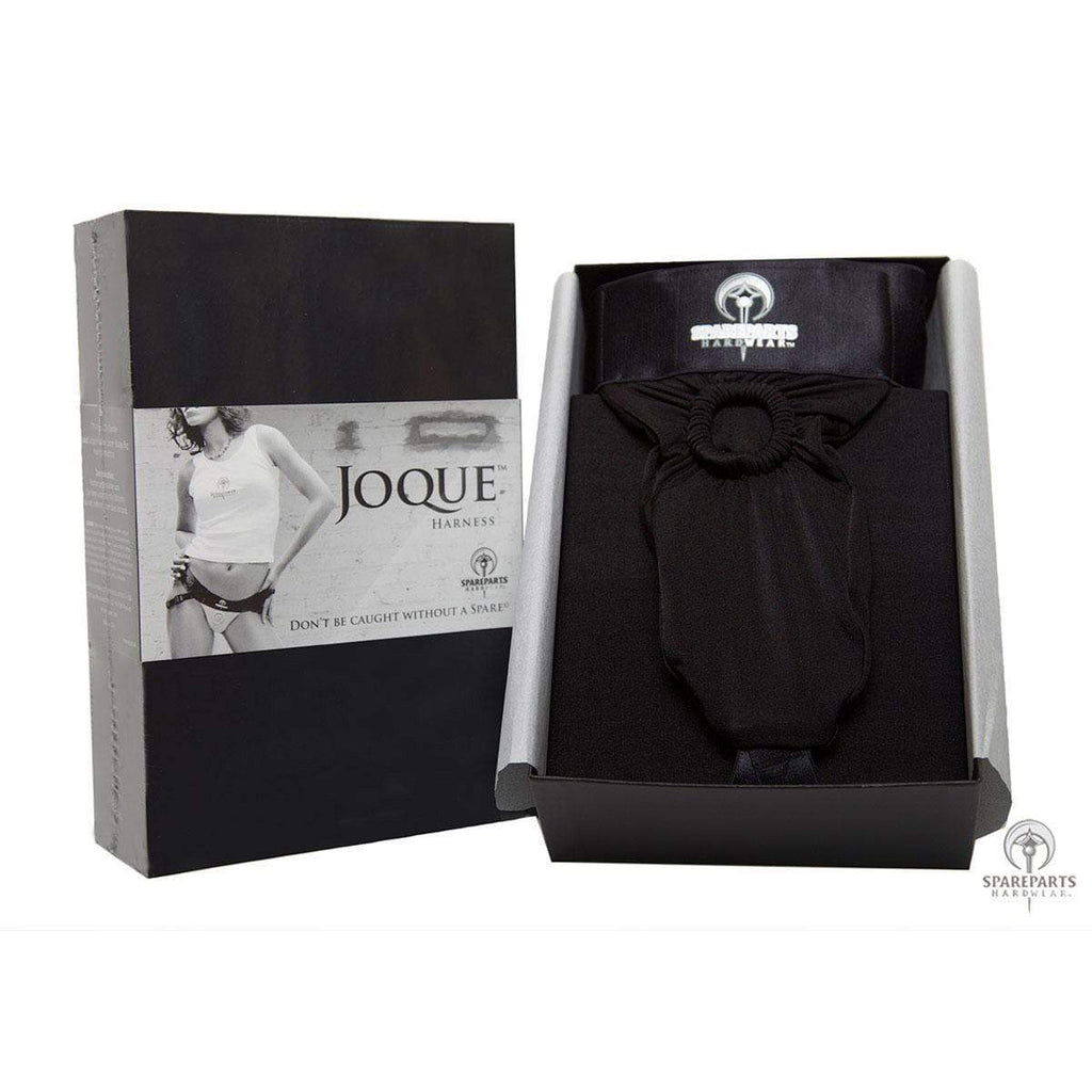 Spareparts-Joque Harness Black - Size B-1