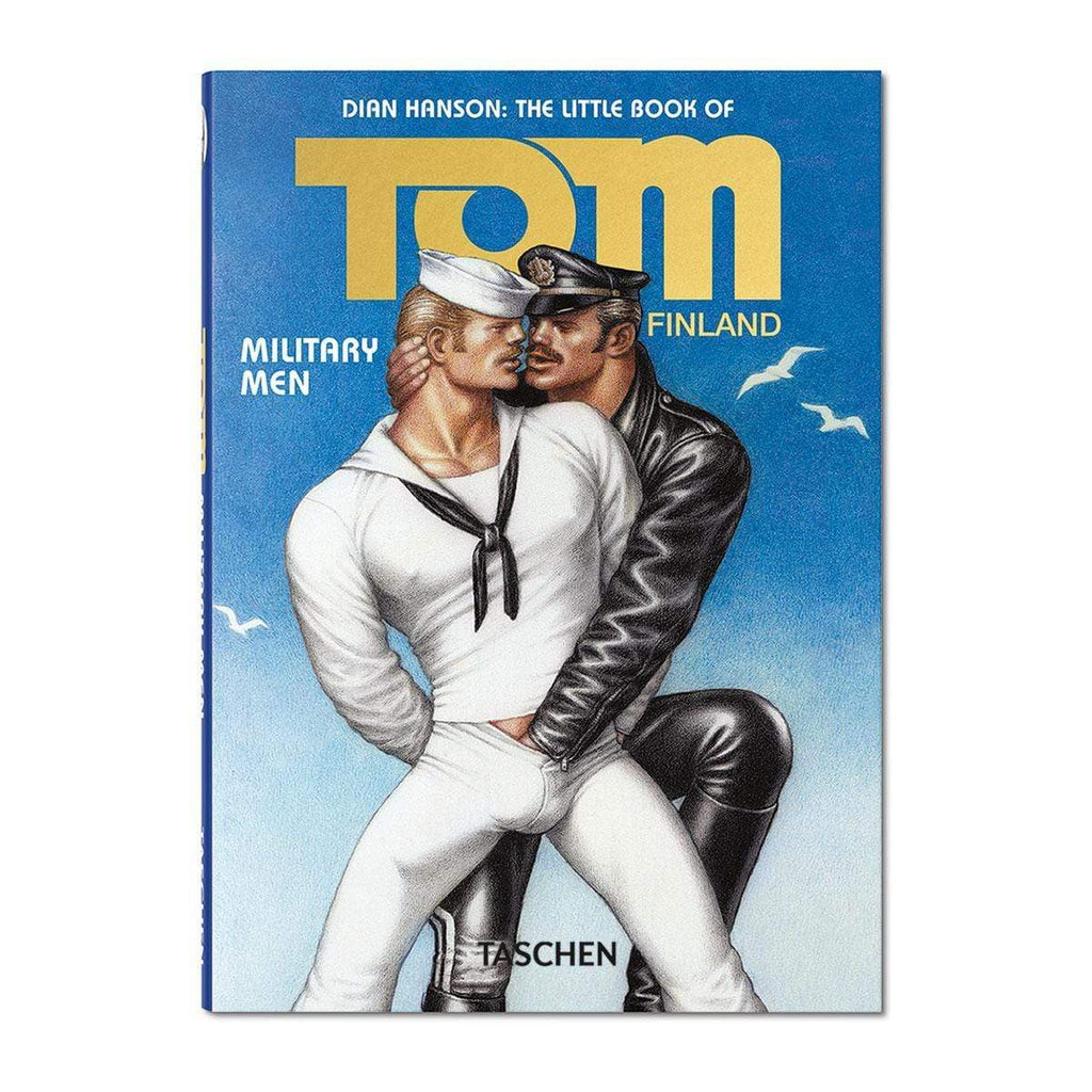 Taschen-Little Book of Tom of Finland Military Men-1