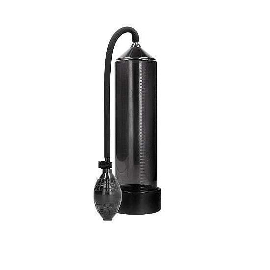 SHOTS AMERICA-Pumped Classic Penis Pump Black-PENIS PUMPS