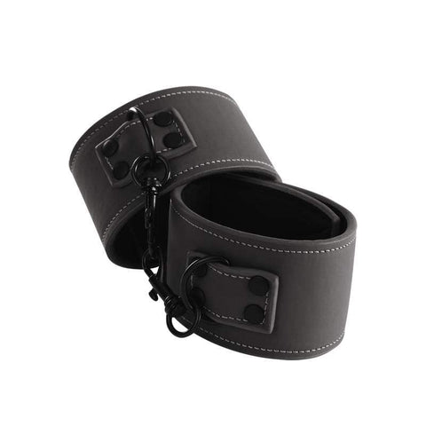 Tom Of Finland Neoprene Wrist Cuffs With Locks