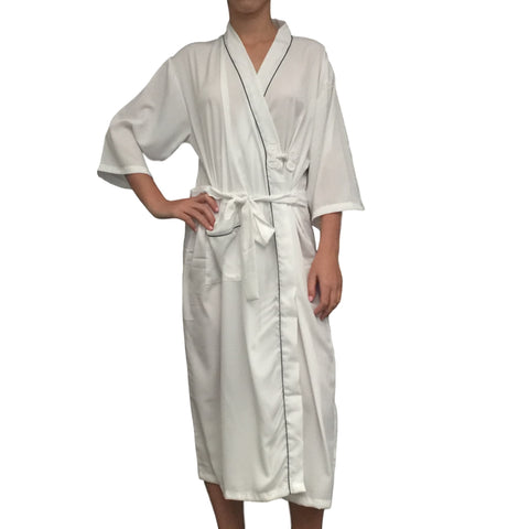 Bath Robe Pune Silk
