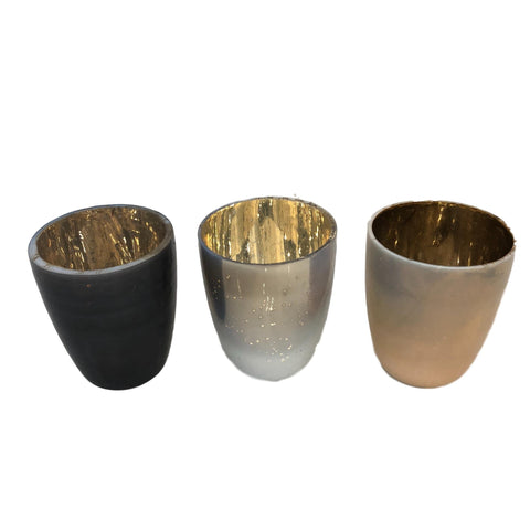Mineral Tea Light Holder