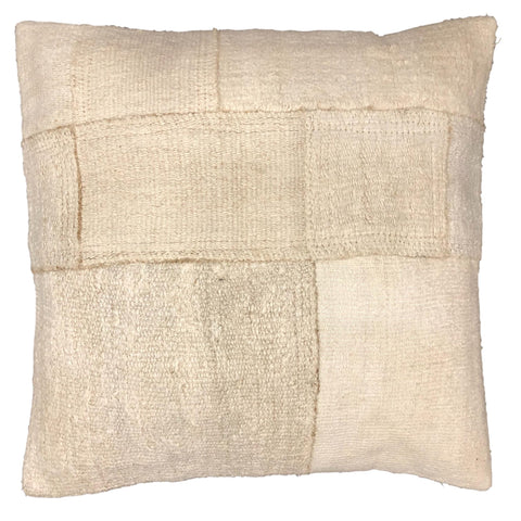 Patch Wool Cushion 50x50