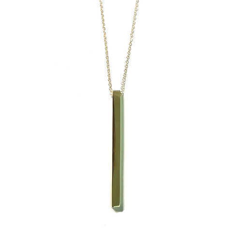 Thin Bar Pendant