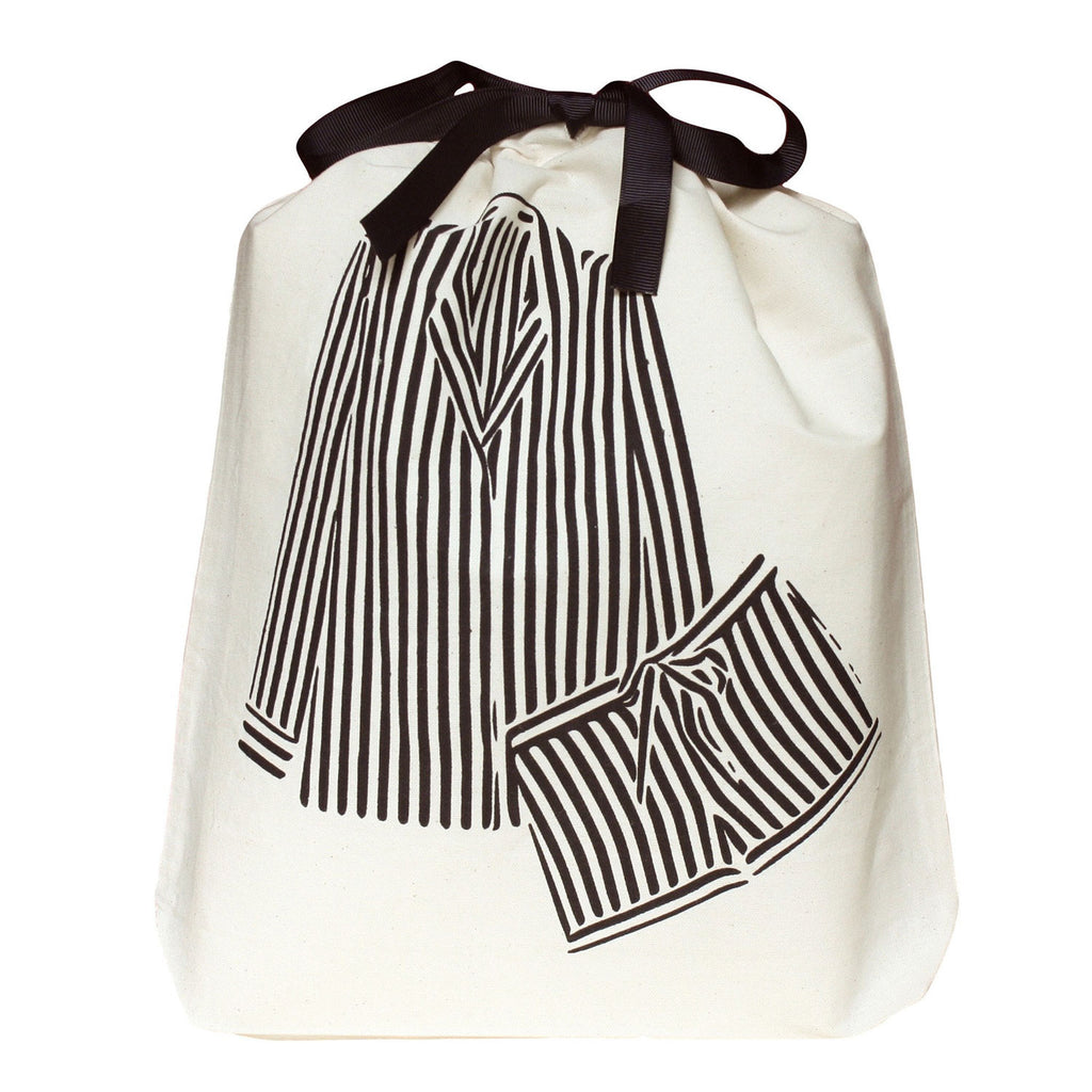 Organising Bag - Pajamas Striped