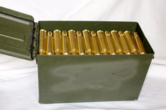 Brass in Ammo Cans
