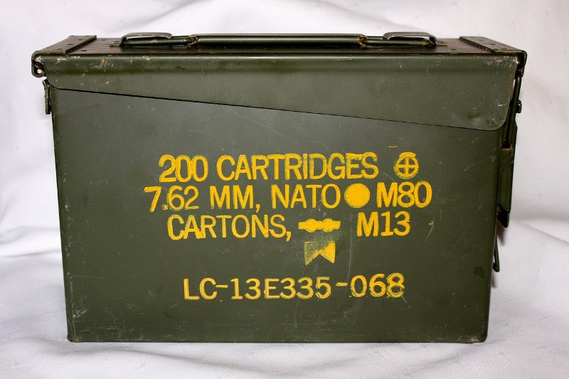 Ammo Can - 30 Cal - SHIPPING INCLUDED